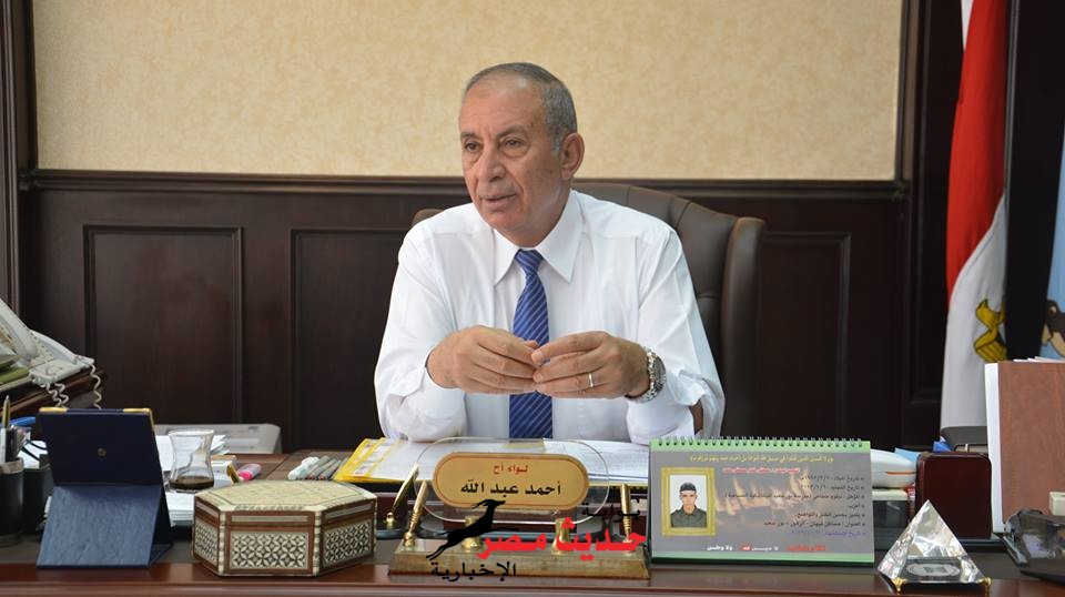 محافظ البحر الأحمر يفوز بجائزة محافظ مصر الأول