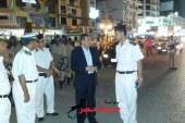 بالصور … مدير أمن البحر الأحمر يرأس حملة أمنية تسفر عن  ضبط عدد من المخالفات المرورية