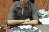 حملة أمنية تضبط سائق بحوزته 390 قرص مخدر بالقصير