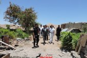 حملة أمنية لإزالة تعديات و مخالفات مبانى على مساحة 1550 فدان بالغردقة