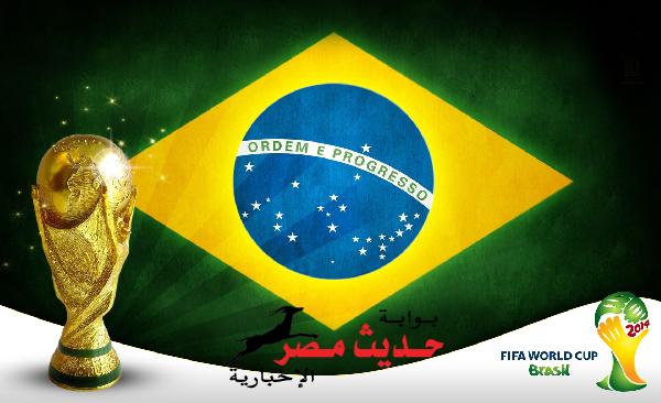 الألعاب النارية خارج الخدمة فى أفتتاح كأس العالم 2014