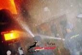 الحماية المدنية تسيطر على حريق محدود بإدارة شرطة السياحة بالغردقة