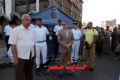 تحرير 122 مخالفة مرورية و تنفيذ 102 حكم قضائى بالبحر الأحمر