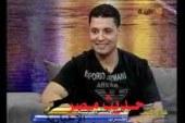 الشاعر هانى الجخ فى ضيافة بوابة حديث مصر الاخبارية