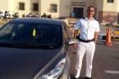 """بالصور جهاز الــ """" BDA """" يكشف عن سيارتين ملاكى مبلغ بسرقتهما بالغردقة"""