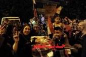 الاهالى يواصلون الاحتفال بفوز السيسي لليوم الرابع على التوالي  بمحافظة الدقهلية