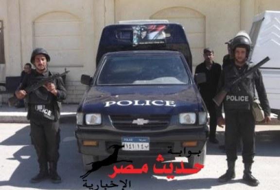 حملات أمنية بأقسام شرطة البحر الأحمر تسفر عن ضبط 10 قضايا متنوعة