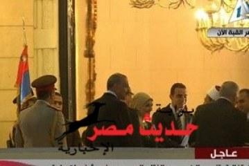 """تشارك أسرة الرئيس السيسى فى حفل تنصيبه بـ""""قصر القبة"""""""