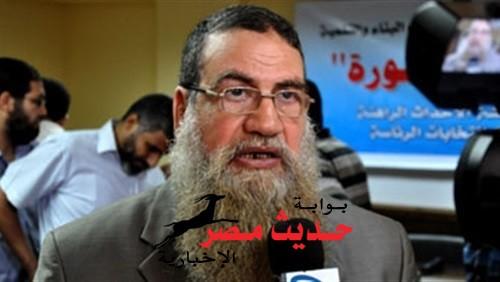 """""""تمرد """" الأسلامية : «الزمر» يحاول إنقاذ الجماعة من «مزبلة التاريخ»"""