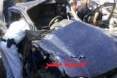 إصابة ضابط و أمين شرطة و رقيب إثر إنقلاب سيارة شرطة جنوب القصير