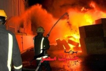 حرق 880 محلا بمركز تجاري وخسائر بالملايين شمال شرقي المغرب