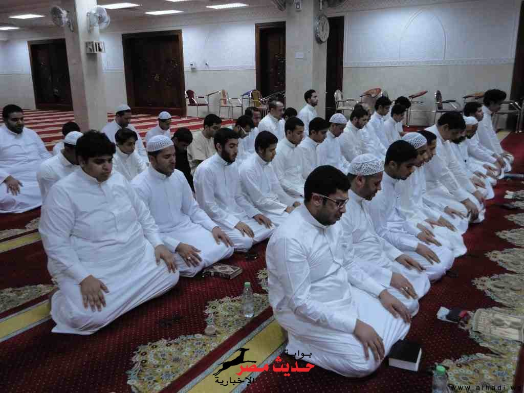 مديرية أوقاف البحر الأحمر تحدد 14 مسجد للإعتكاف بالغردقة