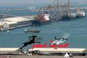 فتحت سلطات ميناء سفاجا البحرى بعد غلق دام 12 ساعة لسوء الأحوال الجوبة