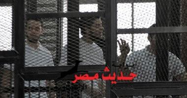 """جلسة محاكمة المتهمين بـ""""خلية الماريوت"""" لاصدار القرار"""