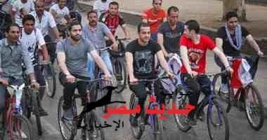 """حركة  تمرد  البحر الأحمرتنظم """" مارثون دراجات """" لتنشيط السياحة و للإحتفال بـذكرى 30 يونيو"""