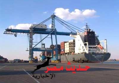 ميناء سفاجا البحرى يستقبل 800 راكب و 67 شاحنة من ميناء ضبا السعودى