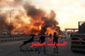 هجوم إرهابى على نقطة ارتكاز أمنى بالشيخ زويد