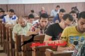 جامعة بنها ضبط 185 حالة غش فى امتحانات الفصل الدراسى الثانى