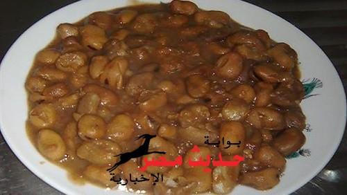 الفول المدمس من مطبخ الشيف رحاب حمودة
