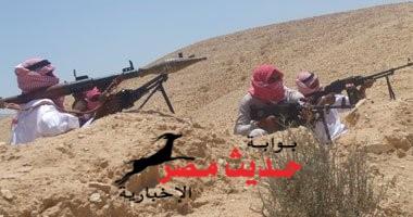 مسلحون يغتالون رمزين قبليين فى رفح المصرية