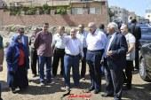 بالصور .. رئيس مجلس الوزراء يتفقد منطقة المطرية بالقاهرة