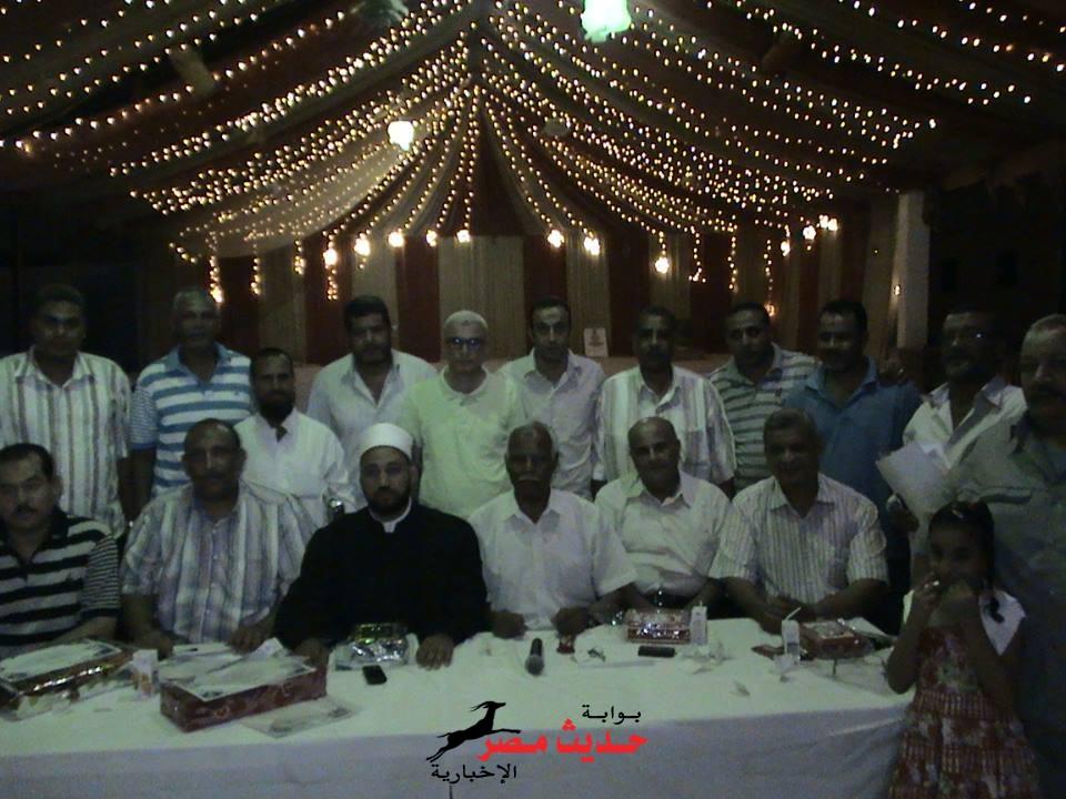 مجلس امناء محافظة البحر الاحمر فى امسية رمضانية بالغردقة