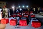 بالصور…تشييع جثمان إسلام فجر اليوم إلي مثواه الأخير بمدافن أسيوط