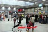وصول 9 آلاف سائح لمطار الغردقة على متن 54 رحلة طيران دولية