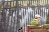 جنايات البحر الأحمر تؤجل محاكمة 21 إخوانياً لجلسة  4 أغسطس