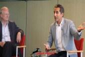 باسم يوسف : مصر ليست البلد الوحيد الذي يعاني فيه الفنانون الساخرون من المشاكل مع الرقابة