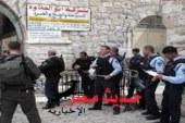 إسرائيل تفرض قيودا على دخول المصلين الحرم القدسي لأداء صلاة الجمعة