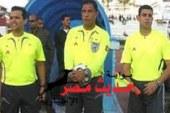 محمد عادل حكمًا للأهلى والرجاء.. وشريف رشوان للزمالك مع الحدود