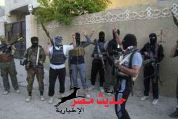 القبض على 3 من «أجناد مصر» بالقاهرة بحوزتهم أسلحة آلية