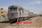 عودة حركة القطارات بعد توقف ساعة بسبب اطلاق نيران بين عائلتين بأسيوط