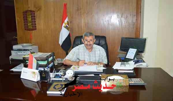 """رئيس مدينة مرسى علم """" صناديق الشكاوى و المقترحات أتابعها بنفسى """""""