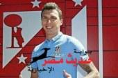 """""""ماندزوكيتش"""" يرتدى قميص أتلتيكو مدريد رسميًا"""