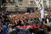 التحقيق مع إخوانى بحوزته هاتف به صور اعتصام رابعة فى العمرانية