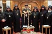 الكنيسة :  لم نتحالف مع حزب النور ولاعلاقه لنا بالسياسة