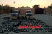 المتحدث العسكرى: حرس الحدود يضبط 5فلسطينيين ويدمر 5أنفاق بشمال سيناء