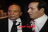 غياب الفنان عادل امام عن جنازة صديق عمرة سعيد صالح