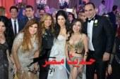 حفل زفاف هنادى ابنة الفنانة فيفى عبده