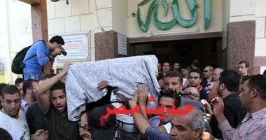 بمصطفى محمود  نادية الجندى وبوسى شلبى وجمال العدل فى جنازة نهاد رمزى