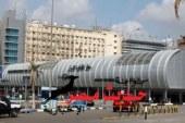 طائرة تهبط اضطراريًا بمطار القاهرة بسبب عطل بالإطارات