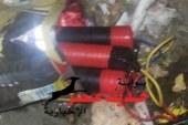خبراء المفرقعات يبطلون قنبلة بدائية الصنع فى مول بمدينة نصر