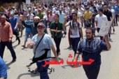 الإخوان يعتلون المحور بميدان لبنان فى محاولة لقطع الطريق