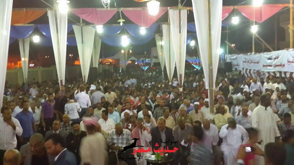 رسالة من اهلى البحر الاحمرالى من حافظ على ثورة 30 -6