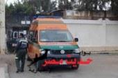 وفاة سيدة وإصابة ٧ فى حادث انقلاب سيارة بطريق سفاجا – قنا