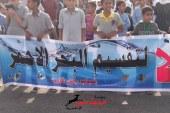 غياب طلاب مدينة راس لتاكيد رفضهم عن مشروع ضم تبعية مدينتهم الى محافظة المنيا