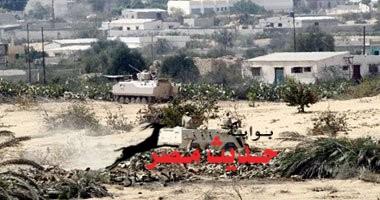 البلك : الجيش يحقق مكاسب كبيرة على الأرض في سيناء بشكل يومي
