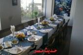 منافسه فى مسابقه الطهى بين 30 من امهر الطهاه فى البحر الاحمر